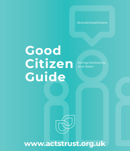 The Lincoln Good Citizen Guide contains tips and advice during the Coronavirus outbreak