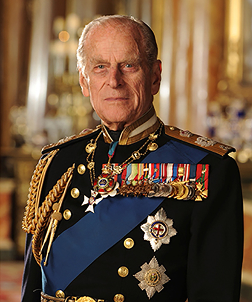 Statement regarding the passing of His Royal Highness The Prince Phillip, Duke of Edinburgh