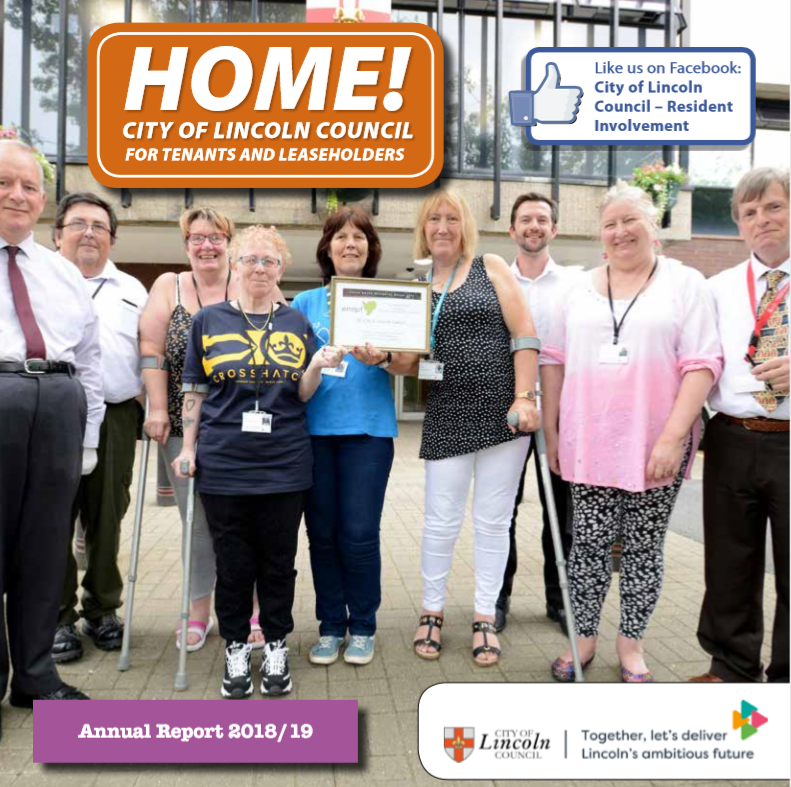 Home magazine annual report 2018 to 2019